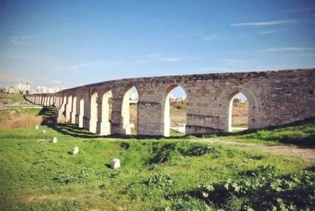 акведук Камарес Ларнака