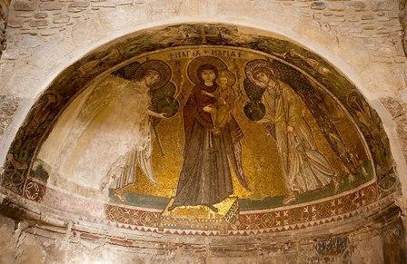 экскурсии церковь Ангелоктисти Ларнака