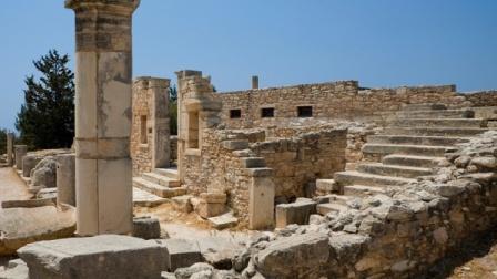 экскурсии древний Китион Ларнака