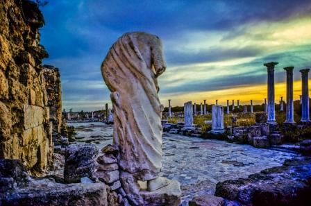 экскурсии в Саламин Кипр