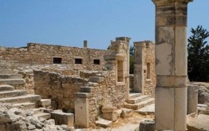 история Кипра Китион