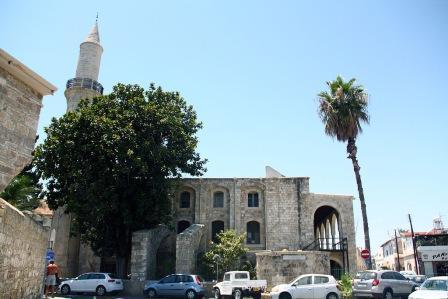 мечеть Джами Кебир в Ларнаке
