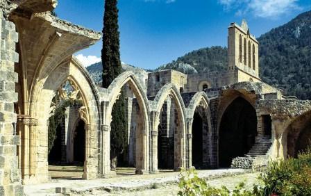 монастырь Беллапаис
