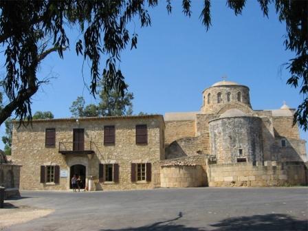 монастырь Святого Варнавы