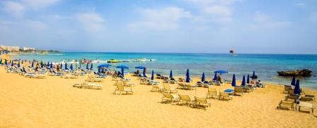 пляжи в Протарасе