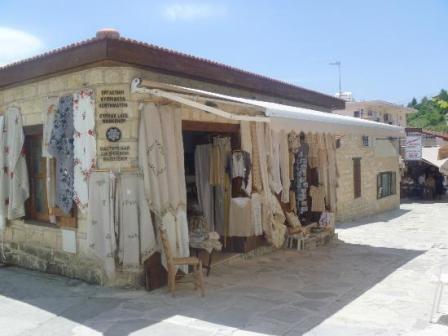 экскурсии в деревню Омодос Троодос