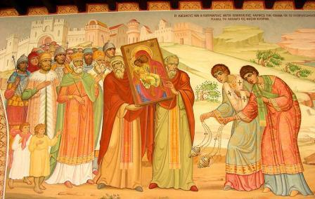 экскурсии в Киккский монастырь