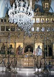 экскурсии в монастырь Святого Креста Омодос