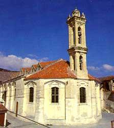 экскурсии в монастырь Святого Креста