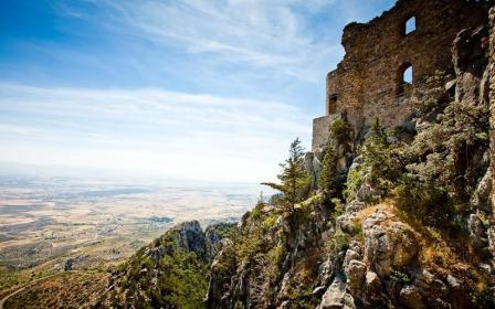 экскурсии в замок Буффавенто Северный Кипр
