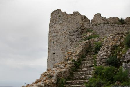экскурсии в замок Кантара Кирения