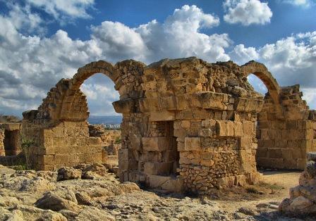 индивидуальные экскурсии в замок Сорока Колонн Пафос