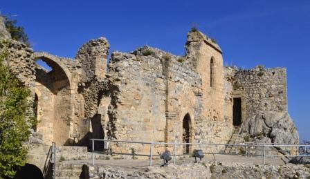 экскурсии в замок Святого Иллариона с частным гидом