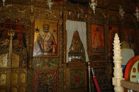 экскурсия в церковь Киприана и Иустинии