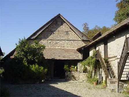 экскурсия в деревню Калопонайотис