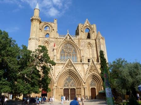 экскурсия в Фамагусту Северный Кипр