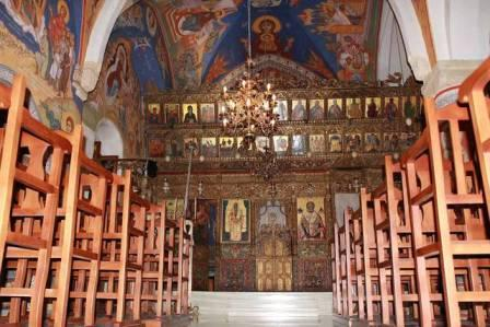 индивидуальная экскурсия в церковь Киприана и Иустинии