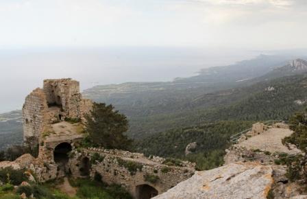 индивидуальная экскурсия в замок Кантара Кирения