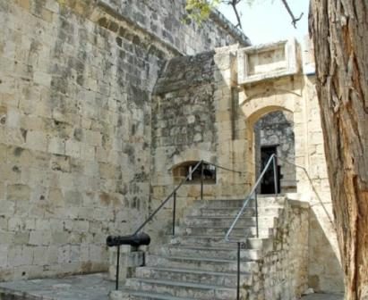 индивидуальная экскурсия в замок Ричарда Лимассол