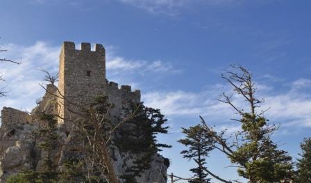индивидуальная экскурсия в замок Святого Иллариона
