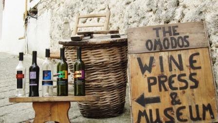 индивидуальные экскурсии в деревню Омодос Кипр