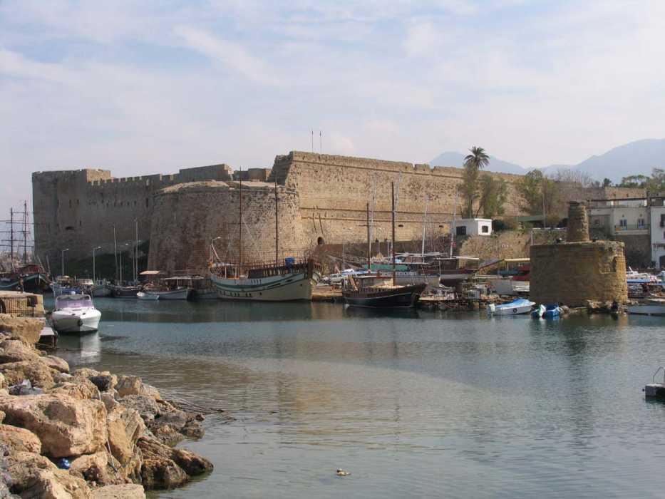 индивидуальные экскурсии в Киренийский замок Кипр