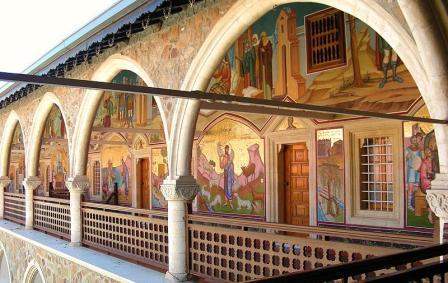 индивидуальные экскурсии в монастырь Киккос