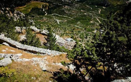 индивидуальные экскурсии в замок Буффавенто Северный Кипр