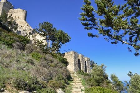 индивидуальные экскурсии в замок Кантара Северный Кипр