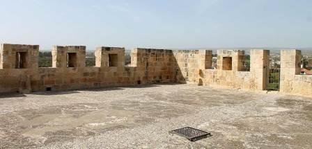 Кипр экскурсии в замок Колосии