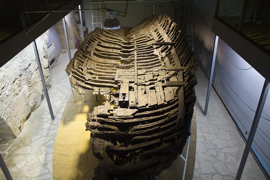 Киренийский замок музей