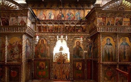 экскурсии в церковь Ангелоктисти
