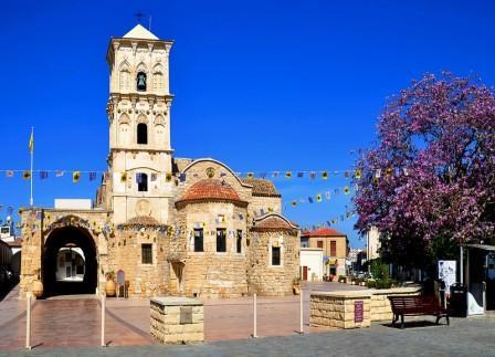 экскурсии в экскурсия в церковь Святого Лазаря Кипр