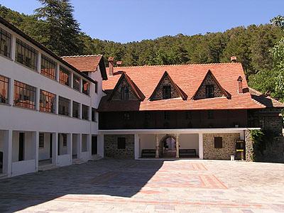 экскурсии в монастырь Троодитисса с частным гидом