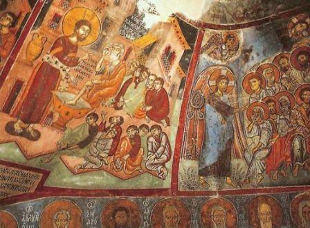 экскурсии в монастырь Святого Неофита Пафос