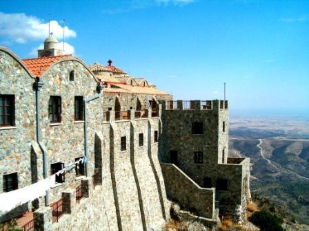 экскурсия в монастырь Ставровуни