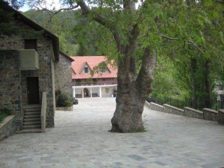 экскурсия в монастырь Троодитисса Кипр