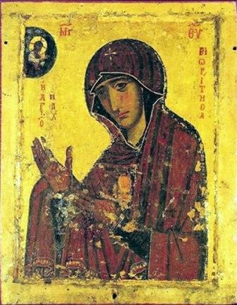икона Махерас