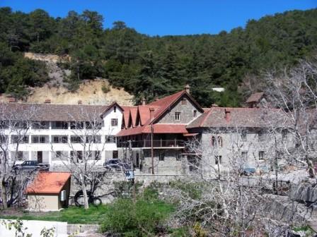 индивидуальная экскурсия в монастырь Троодитисса Кипр