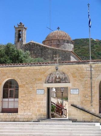 индивидуальные экскурсии в монастырь Святого Неофита Пафос