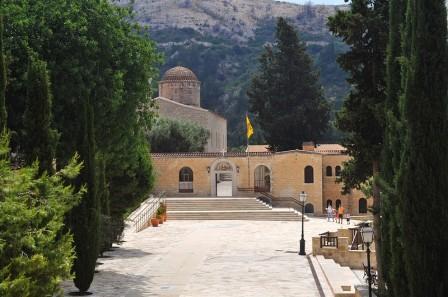 индивидуальные экскурсии в монастырь Святого Неофита