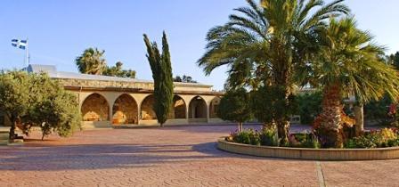 индивидуальные экскурсии в кошачий монастырь Кипр