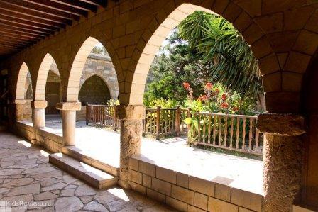 индивидуальные экскурсии в монастырь Святого Николая