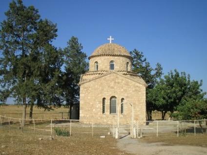 индивидуальные экскурсии в монастырь Святого Варнавы Кипр