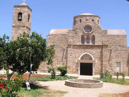 индивидуальные экскурсии в монастырь Святого Варнавы