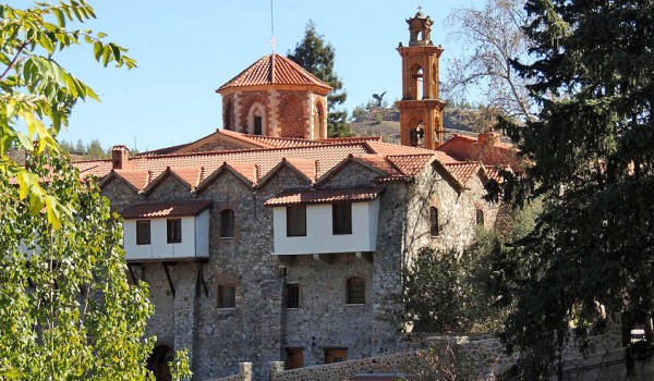 монастырь Богоматери Махерас