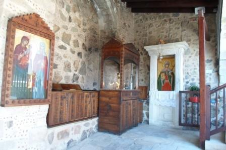 монастырь Святой Феклы Кипр