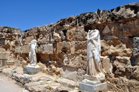 Саламин Северный Кипр