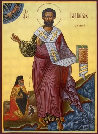 апостол Варнава Кипр