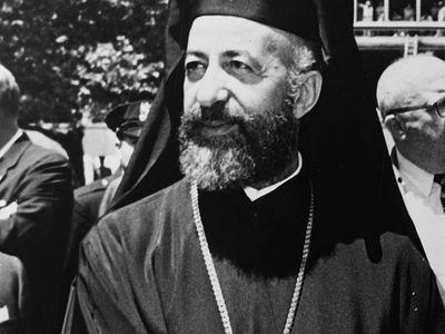 архиепископ Макариос